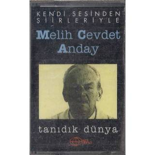 Medium melih cevdet anday tanidik dunya